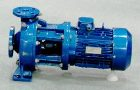 cantilever-monoblock pumps of type KEM